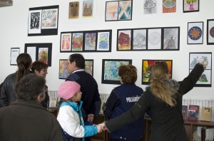 2016.03.19. 'Százból egy' Kiállításmegnyitó, Kapolcs